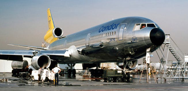 Fliegt Weiter Die Lange Tradition Des Ferienfliegers Condor Aerotelegraph