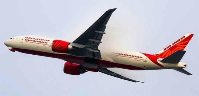 Air India Sicherheit