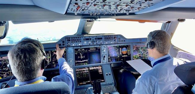 Neuer Sitz kann Gesundheit von Piloten überwachen