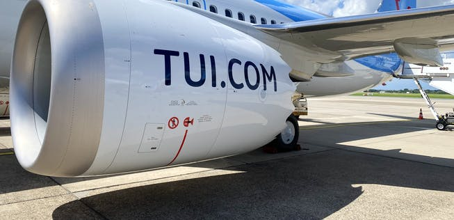 800 tuifly sitzabstand boeing 737 TUIfly