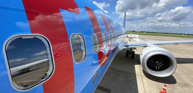 800 boeing tuifly sitzabstand 737 Sitzabstand: Beinfreiheit